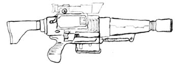 Winter Systems Restraint Carbine